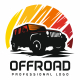 Offroad Logo - GraphicRiver Item for Sale