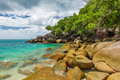 Nudey Beach on Fitzroy Island, Cairns area, Queensland, Australi