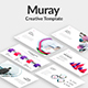 Muray Creative Google Slide Template