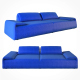 Moroso sofa - 3DOcean Item for Sale