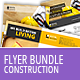 Construction Business Flyer - Bundle