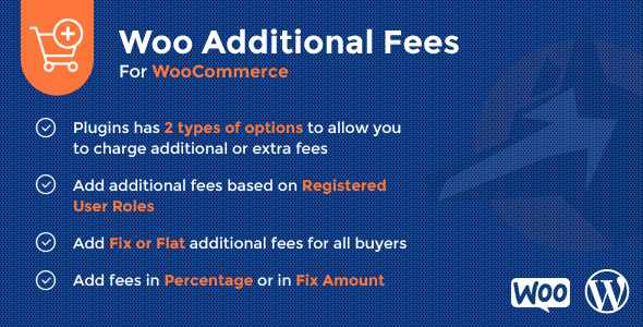 Woo Additional Fees - CodeCanyon Item for Sale
