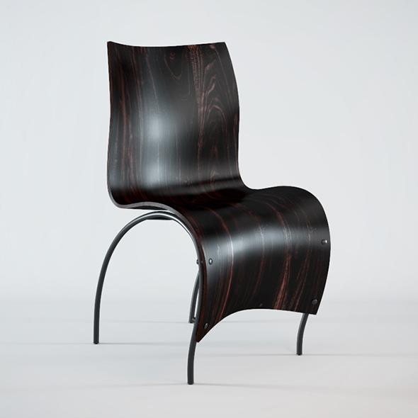 Moroso chair - One skin - 3DOcean Item for Sale