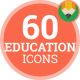 Education Tool Animation - Flat Icons and Elements