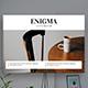 Enigma Magazine Landscape
