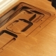Laser Machine Cutting Wood and Plywood