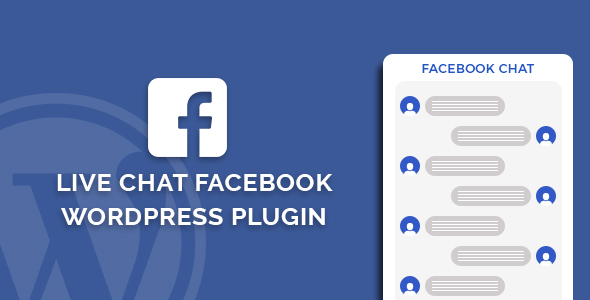 Live Chat Facebook WordPress Plugin