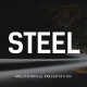 Steel Multipurpose Powerpoint