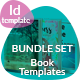 Book Template Bundle - GraphicRiver Item for Sale