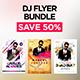 DJ Flyer Bundle