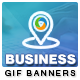 Business Animated GIF Banners