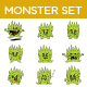 Monster Set