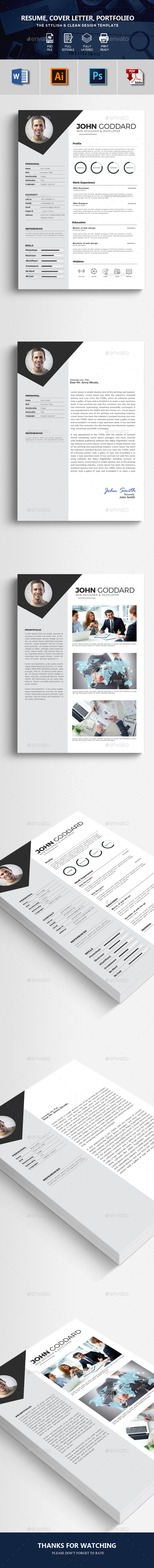CV Resume - Resumes Stationery