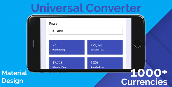 CodeCanyon Universal Converter Global Currencies Conversion Rates 20499439