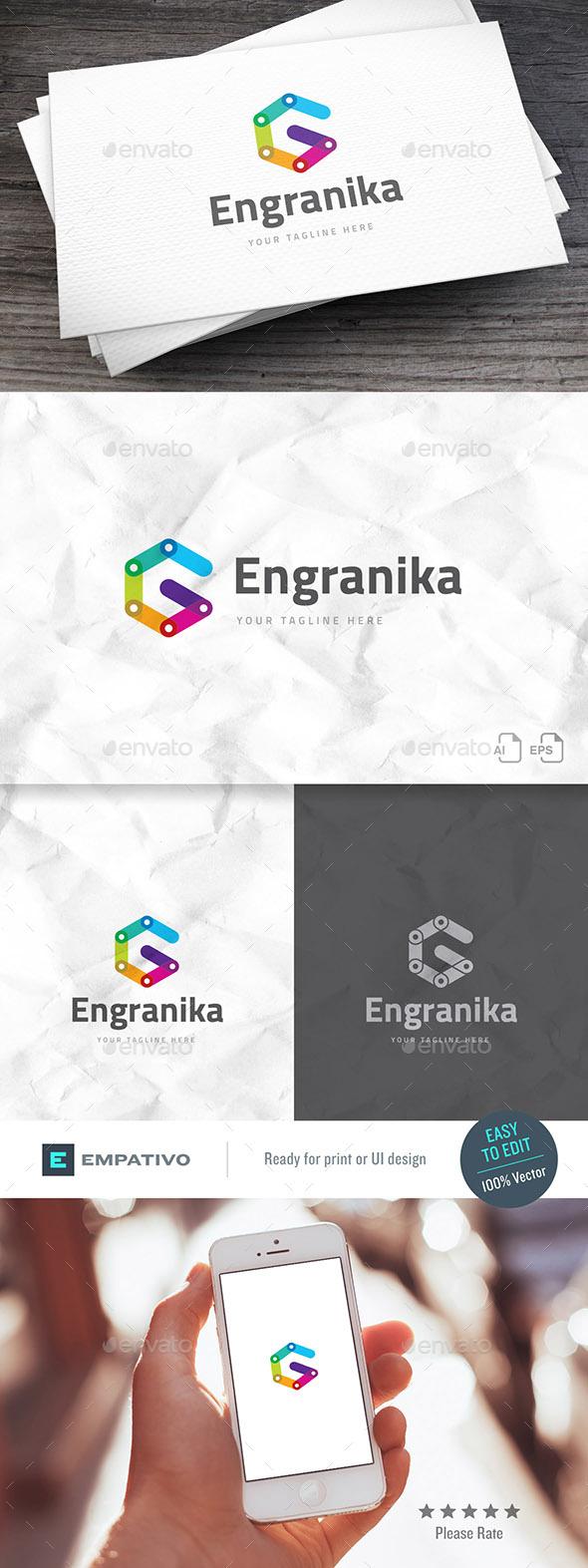 Engranika letter g logo template by empativo graphicriver engranika letter g logo template letters logo templates spiritdancerdesigns Choice Image