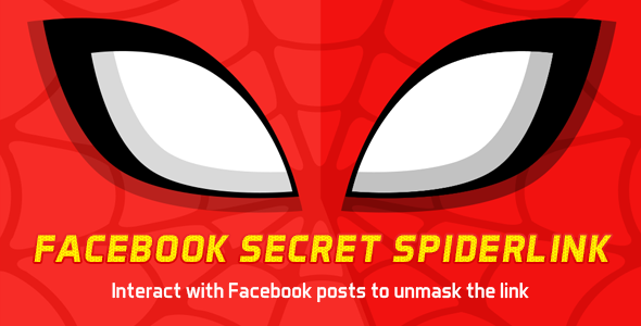 CodeCanyon Facebook SpiderLink Like and comment to view the link 20479174