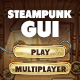 Steampunk Game GUI - GraphicRiver Item for Sale