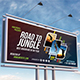 Sport Event Billboard Template - GraphicRiver Item for Sale