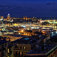 overview of Genoa at evening - PhotoDune Item for Sale
