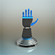 Robot Hand - 3DOcean Item for Sale
