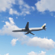 Jet Plane Fly Over - VideoHive Item for Sale