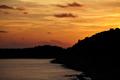 Silhouettes At Sunset Marciana Marina Elba Island - PhotoDune Item for Sale