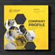Square Company Brochure 20 Pages - GraphicRiver Item for Sale