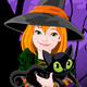 Halloween Which Holds Cat - GraphicRiver Item for Sale