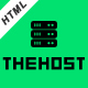 TheHost - Responsive HTML & WHMCS Latest Bootstrap   Web Hosting Premium Template - ThemeForest Item for Sale