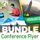 Event Summit Conference Flyer Bundle
