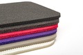 Polyethylene Material Multi Colour Shockproof Foam Closed up
