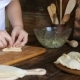 Girl Cooking Pies of Samos - VideoHive Item for Sale