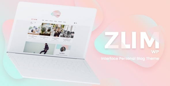 Image of ZUM - Personal Blog WordPress Theme