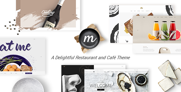 Morsel - A Delightful Restaurant and Café Theme - Restaurants & Cafes Entertainment