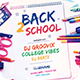 Back 2 School Flyer - GraphicRiver Item for Sale