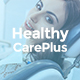 Health CarePlus Powerpoint Template