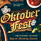 Oktoberfest Flyer Template V10 - GraphicRiver Item for Sale