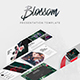 Blossom Creative Keynote Template
