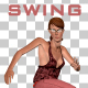 Female Swing Dancer - VideoHive Item for Sale