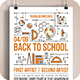 Back To School Flyer | Poster