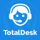 TotalDesk – Helpdesk, Live Chat, Knowledge Base & Ticket System - CodeCanyon Item for Sale