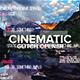 Cinematic Glitch Opener