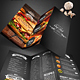 Chef's Trifold Menu - GraphicRiver Item for Sale