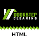 Doorstep Cleaning - Cleaning Services HTML Template