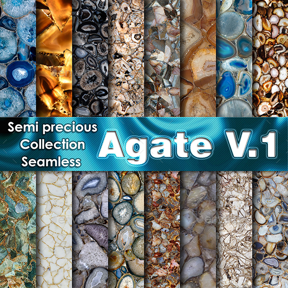 Agate V.1 - 3DOcean Item for Sale