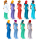 Female Nurse Scrub Uniform Vector Isometric Health Care Infographic