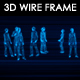 People N3 3D Wireframe - VideoHive Item for Sale