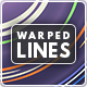 Warped Lines Backgrounds - GraphicRiver Item for Sale