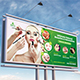 Spa & Beauty Billboard Template - GraphicRiver Item for Sale