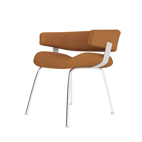 Brown Office Chair - 3DOcean Item for Sale